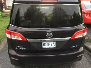 Nissan Quest SL 2011 Fully Loaded