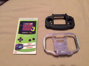 Selling older generation games + accessories game boy / advance