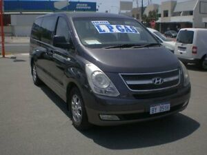 2008 Hyundai iMAX TQ Charcoal 4 Speed Automatic Wagon Victoria Park Victoria Park Area Preview