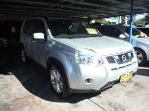2012 Nissan X-Trail T31 Series 5 ST (4x4) Silver 6 Speed CVT Auto Sequential Wagon East Lismore Lismore Area Preview