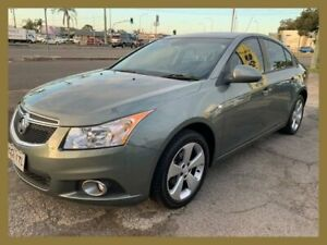 2014 Holden Cruze JH MY14 CD Grey 6 Speed Automatic Sportswagon Broadmeadow Newcastle Area Preview