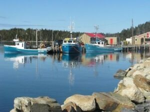 Complete lobster facility with boats & lobster license
