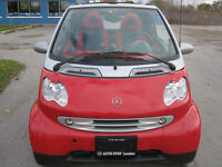 ONE OWNER!!! IMMACULATE!!!2005 Smart CONVERTIBLE OR 2008 LIMITED