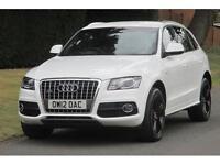 Audi Q5 2.0TDI ( 170ps ) quattro Tronic 2012MY S Line Plus