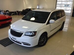2016 Chrysler Town & Country S CUIR, DVD X 2, CAMERA BLUETOOTH