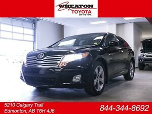 2012 Toyota Venza V6, AWD, Navigation, Leather, Heated Seats, Du