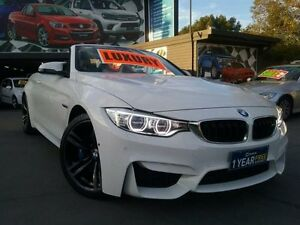 2015 BMW M4 F83 LCI White 7 Speed Auto Dual Clutch Convertible Greenacre Bankstown Area Preview