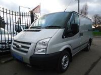 2013 FORD TRANSIT 125 T280 SWB FWD EURO 5