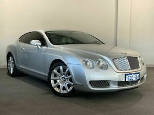 2004 Bentley Continental 3W GT Silver 6 Speed Sports Automatic Coupe Bayswater Bayswater Area Preview