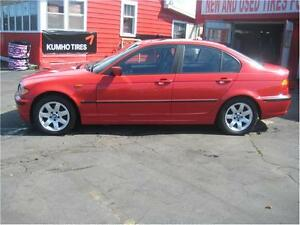 BMW - 3 Series - Auto Leather Interior Kitchener / Waterloo Kitchener Area image 1