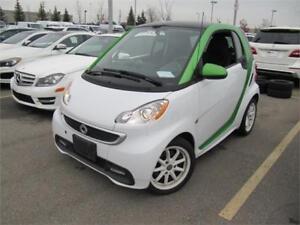 2014 SMART FORTWO ELECTRIC DRIVE PASSION (TOIT PANO, NAVI, FULL)