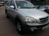 KIA SORENTO 2.5TD 55 REG DIESEL SUV 4WD