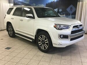 2014 Toyota 4Runner LIMITED - 7passenger w/LOW KMs