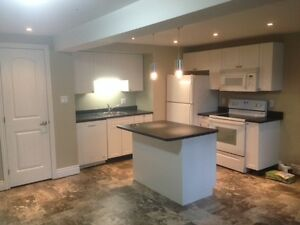 Clean and modern 2 bedroom apartment