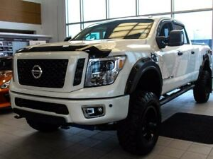2017 Nissan Titan XD PRO-4X Luxury Pkg, FULL LIFT, UPGRADED MUDD