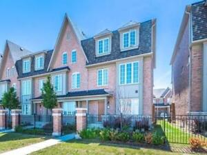 Beautiful End Townhome w/ Finished Basement Just 3 years old!!