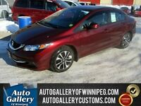2013 Honda Civic EX *Sunroof/Alloys*