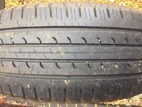 Goodyear Efficient Grip M&S Tyre 235/55/19 (have 2 available £25 each)