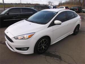 2015 Ford Focus SE Sport! Winter Package! 2 Year Warranty!!