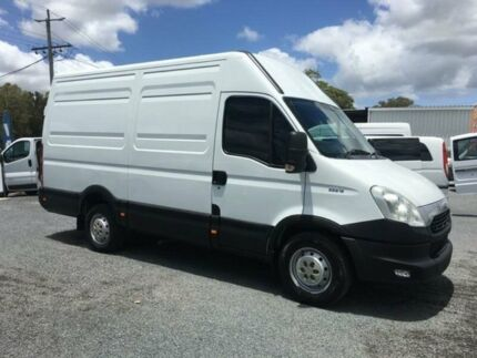2013 Iveco Daily MY12 35S15 MWB/MID White Van 2.9l RWD Currumbin Waters Gold Coast South Preview