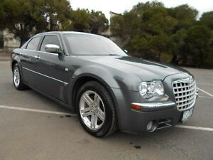 2006 Chrysler 300C LE MY06 5.7 Hemi V8 Silver 5 Speed Automatic Sedan Maidstone Maribyrnong Area Preview