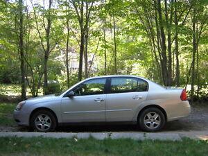 2005 Chevrolet Malibu LS Berline
