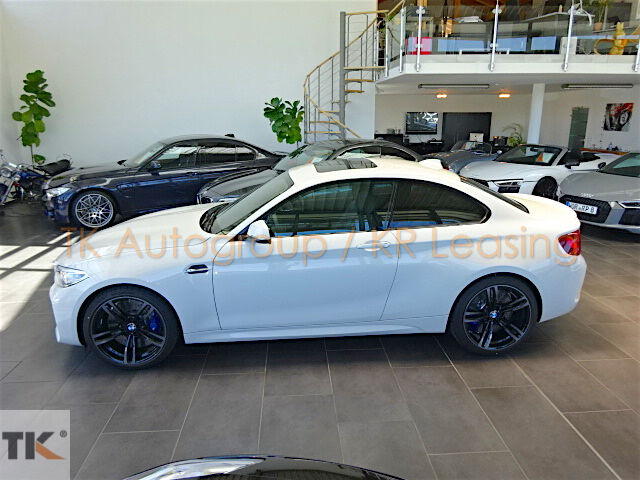 BMW M2 Coupe DKG *M Driver's Pack/ Assistant/ VOLL*