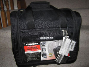 "Luggage..Under-The_Seat Travel Case, ""Ciao"" BNWT:REDUCED"