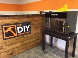 The DIY Workshop Ltd, Share Purchase