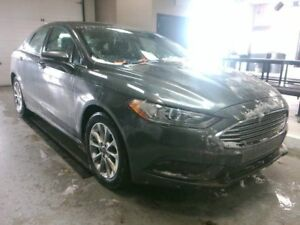 2017 Ford Fusion 4DR SEDAN SE. INCOMING, HAS NOT ARRIVED YET.