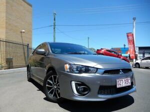 2016 Mitsubishi Lancer CF MY17 ES Sport Grey 6 Speed CVT Auto Sequential Sedan Dalby Dalby Area Preview