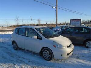 """2008 Honda Fit """"LX""""-ONLY 126,266 KM-""""CRUISE""""-EXTRA CLEAN-""""SALE""""!"""