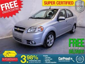 2011 Chevrolet Aveo LT *Warranty*