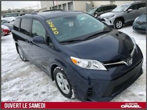 2019 Toyota Sienna LE 8 PASSAGER *CAR PLAY * SIÈGES CHAUFFANTS