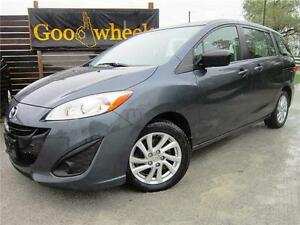 2012 Mazda Mazda5 GS-Auto-Bluetooth