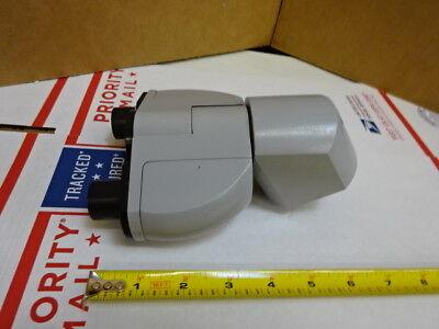 Microscope Part Optical Zeiss Germany Binocular 473016 Head Optics As Is 89-20