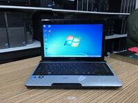 Toshiba Satellite L730-10G Core i3 M380 2.53GHz 4GB Ram 320GB HDD Web DVD RW Laptop