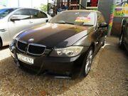 2006 BMW 320i E90 Steptronic Black 6 Speed Automatic Sedan Mount Druitt Blacktown Area Preview