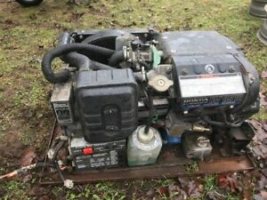 HONDA RV GENERATOR FOR SALE FOR PARTS,