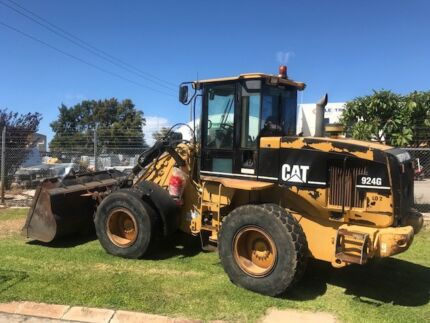 Loader Cat 9249 Tool Carrier