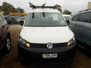 2013 Volkswagen Caddy MAXI White Automatic Van Lansvale Liverpool Area Preview