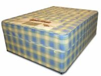 New / Unused /still bagged 5ft wide king size divan storage drawers bed base only