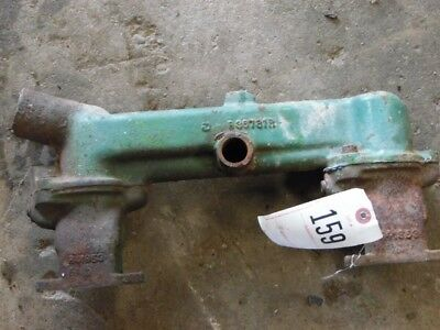 John Deere 5020 Tractor Thermostat Housing Part R36781r Tag 159
