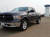 2014 Ram 1500 SLT 4x4 Quad Cab 140 in. WB ~Finance for as low as