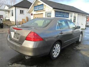 2006 Honda Accord Sdn EX V6 Kitchener / Waterloo Kitchener Area image 6