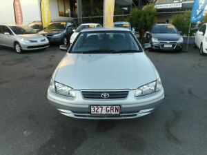 2002 Toyota Camry SXV20R Advantage Silver 4 Speed Automatic Sedan Coorparoo Brisbane South East Preview