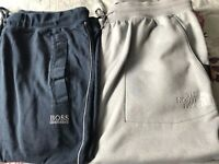 mens or teens north face and hugo boss joggers 100% authentic **cheap**