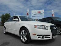 2006 Audi A4 2.0T **6-speed/WITH NAV/**