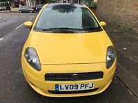 Fiat Grande Punto 1.4 8v GP 3dr LOW MILEAGE 1 OWNER 2009 (09 reg), Hatchback