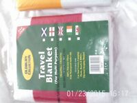 BNWT - Travel/Picnic Blanket - Excel Cond.